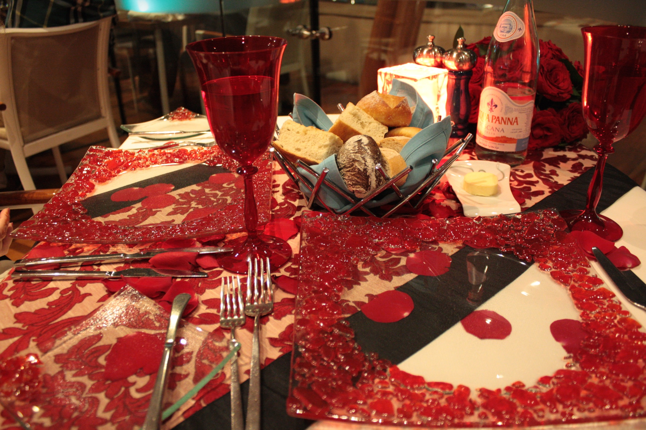 Jantar Romantico No Burj Al Arab Em Dubai Embarque